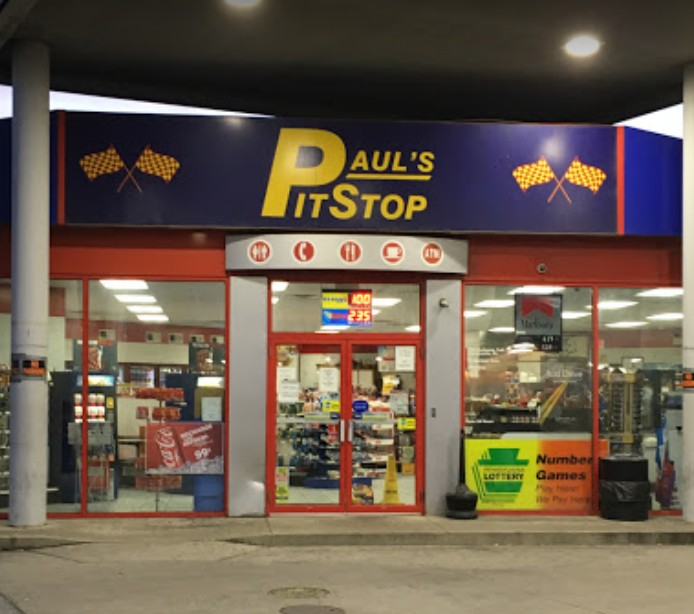 Greencastle Sunoco bumbles inspection; Hard boiled eggs and biscuits were slimy to the touch/spoiled/moldy, 9 violations