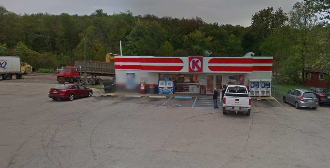 """Circle K in Connellsville fouls inspection; """"Build up of black and pink residue was noted on ice shield of ice machine,"""" 4 violations"""