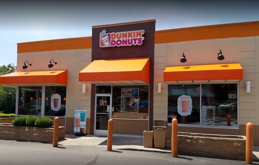 """Complaint at Dunkin Donuts in Elkins Park finds, """"Facility Employee observed handling money and then ready to eat foods with same pair of gloves"""" county threatens legal action, last passed inspection in 2017"""