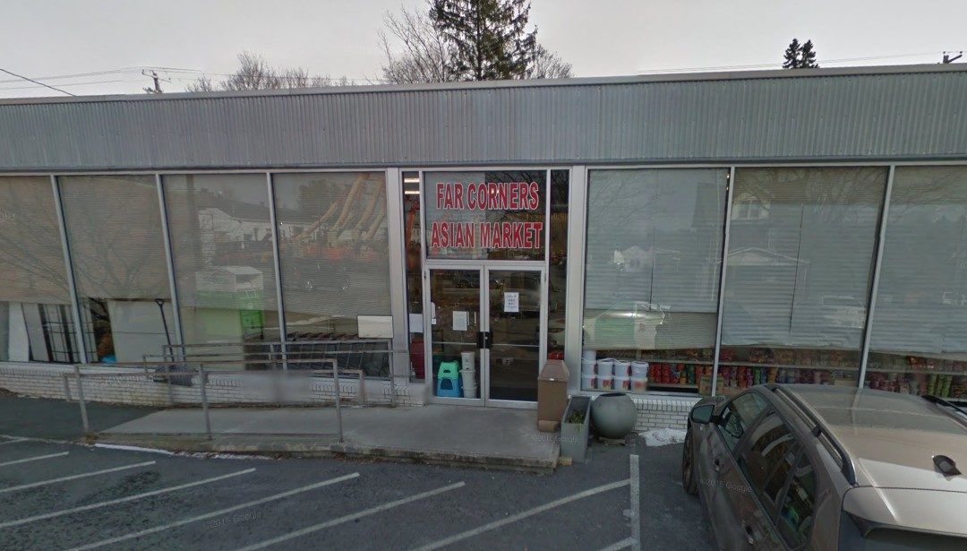 10 violations for Far Corner's Asian Market in State College; fish in open display case where subject to contamination from customers, chicken wings in open box laying in consumer aisle