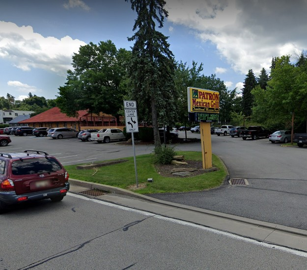 Health Depart Inspection Wexford's Patron Mexican Grill; Most kitchen workers did not have gloves, not wearing masks