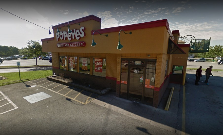 Health Department CLOSES Popeye's in Wilkins TWP outside Pittsburgh; Food in unsound condition, improper cleaning and sanitization, 14 violations