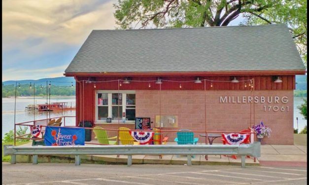 Sweet Treats in Millersburg fouls inspection; Ice cream dipping utensils staged in containers of stagnant water, 4 violations