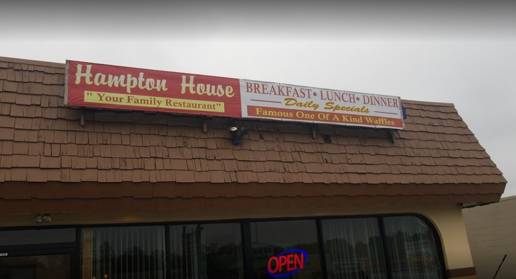 10 food borne illness risk violations at Hampton House Waffles and Eatery in Feasterville; 14th straight out of compliance inspection