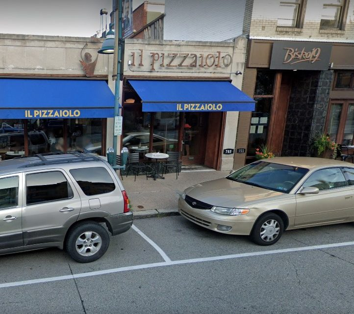 IL Pizzaiolo in Mt Lebanon slapped with 11 violations; Green film on edge of  deflector panel in ice machine, no staff wearing masks