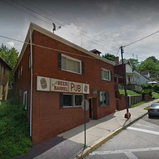 Rodent-like droppings; Randy's Beer Barrel Pub in Munhall fumbles inspection
