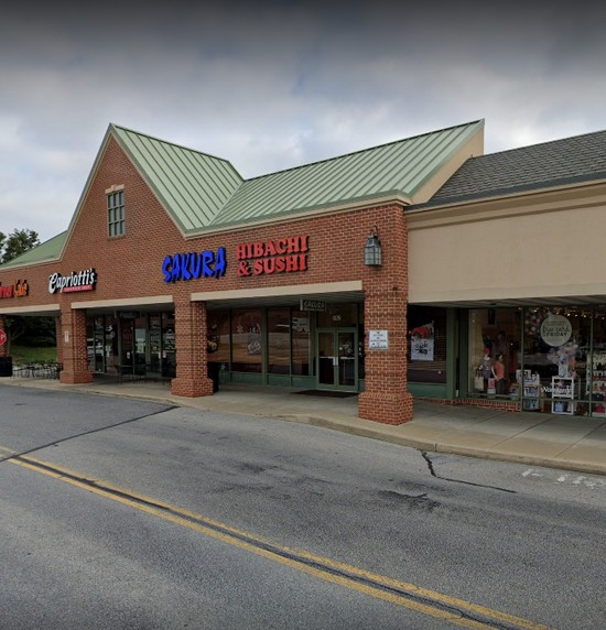 """Sakura Hibachi & Sushi in West Grove fouls 2nd annual inspection; Mold-like growth inside the ice machine, """"food facility is in need of a full deep cleaning"""""""