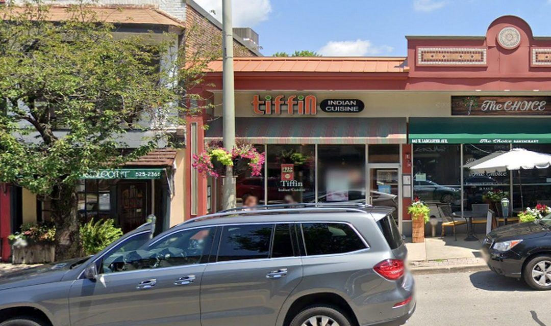 Roach-like insect observed; Tiffin Indian Cuisine Bryn Mawr fumbles restaurant 5th straight inspection, 9 violations