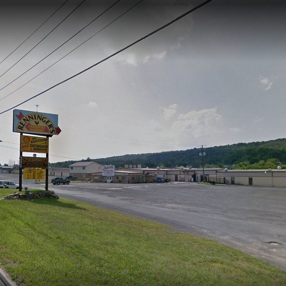Bill's Produce Stand in Schuylkill Haven bumbles inspection; Rodent-like droppings on floors below and behind equipment, flooring surrounding hot water heater, and flooring below ware wash sink