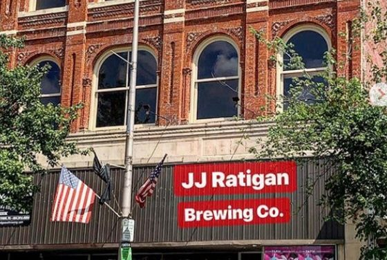 JJ Ratigan Brewing Co in Pottstown fouls inspection; not all staff not wearing masks, Hot water faucet at kitchen hand wash sink not working properly