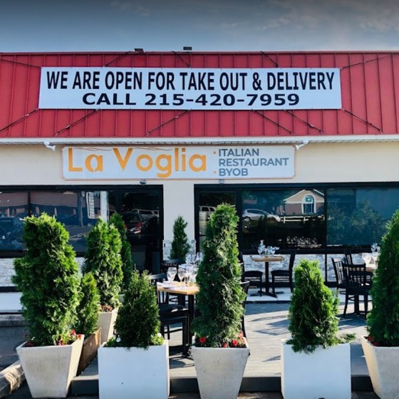 "La Voglia Italian Restaurant inspector says,"" Is not following the Pennsylvania Secretary of Health's order for face covering"""