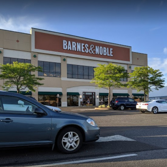 Dead oriental cockroach; Barnes and Noble bumbles inspection in Fairless Hills