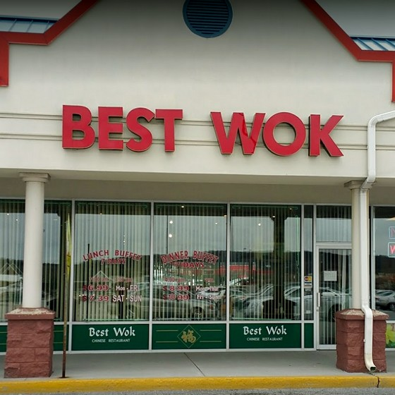 "CLOSED LAST WEEK;  Best Wok in Hanover; ""Evidence of cockroach-like activity throughout the facility, but facility does have a pest control program,"" cockroach-like insect on can opener"