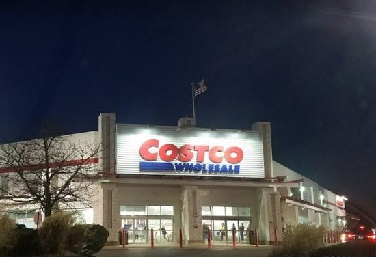 Costco King of Prussia inspection; Fly-like insects observed in backroom of facility, fouls 5th inspection since March 2017
