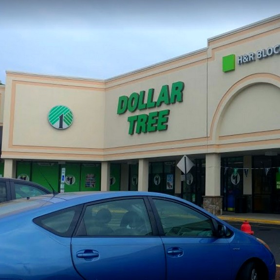Inspection Bensalem Dollar Tree; Some evidence of rodent activity in stock room