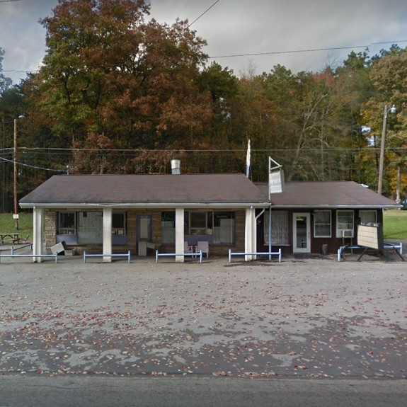 Renninger's Ice Cream in Knox bumbles inspection; Rodent like droppings in the back stock area and food prep area, 9 violations