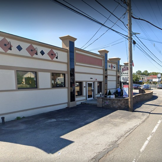 Inspection West Norriton Diner; Dead rodent behind mixer, Rodent-like droppings observed in kitchen, Fly-like insects observed in facility- 21 violations