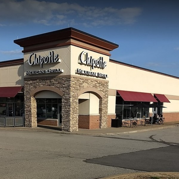 Chipolte Mexican Grill in Greensburg fouls 4th inspection in 2 years; Black filth, pink slime observed on the interior of the ice machine bin