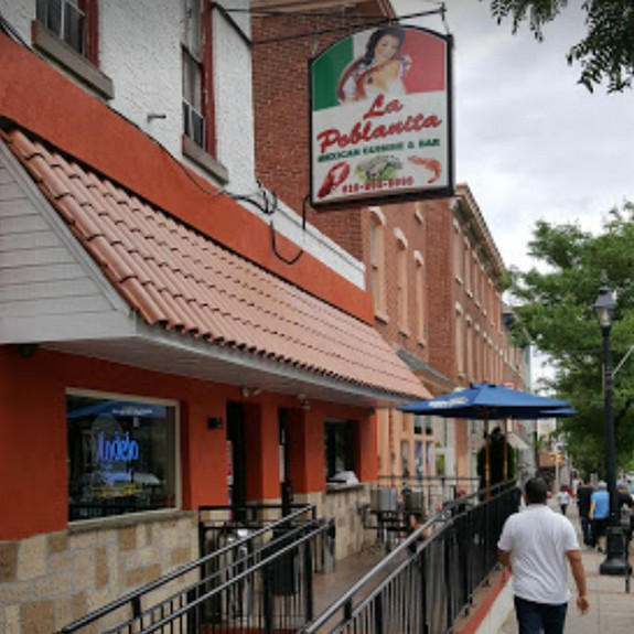 Inspection La Poblanita Mexican in Norristown; 14 violations, Chemical stored among food contact items