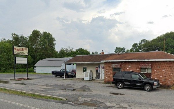 Dilly's in Claysburg fouls inspection; 50 old mouse droppings in cooler that houses beer and food