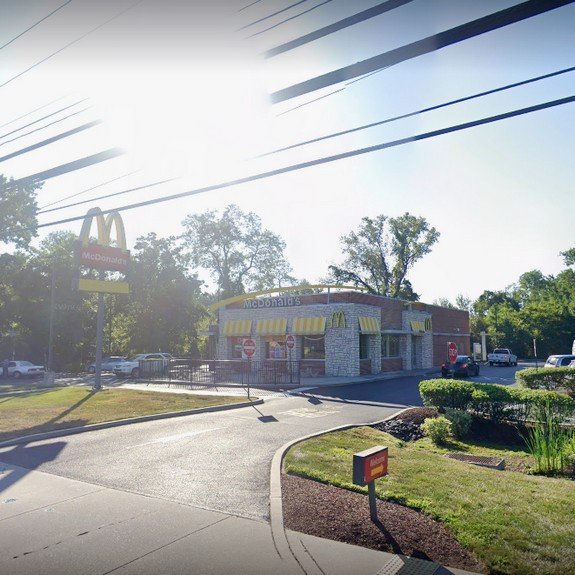 Morrisville McDonald's inspection; black, mold-like substance in the ice machine, Fruit flies in washer area, near the ice machine, and around the grease tanks