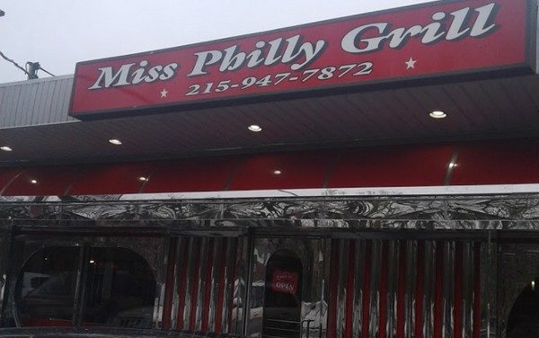 Inspection Miss Philly Grill in Huntingdon Valley; 5 times repeat violation- Date markings lacking on all prepared  foods in walk in refrigerator, warned of legal action