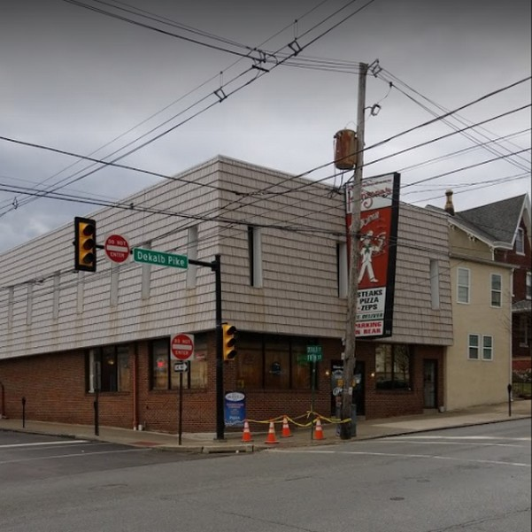 Inspection Franzones Pizzeria in Bridgeport; 18 violations, Rodent-like droppings observed throughout facility, legal action threatened for repeat violation