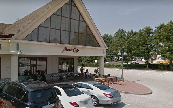Mirna's Cafe in Blue Bell fumbles inspection; Roach-like insect observed in facility