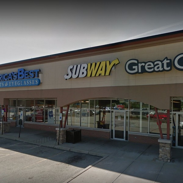"""Greensburg Subway fouls inspection; """"DO NOT USE,"""" """"Black filth observed on the interior of the ice machine bin and underneath at discharge chute"""""""