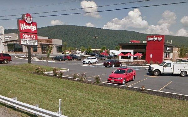 12 violations; Hamburg Wendy's Restaurant; Hand wash sink not operational, no soap at another, drive through cooler has a mold build up around gasket area of door frame