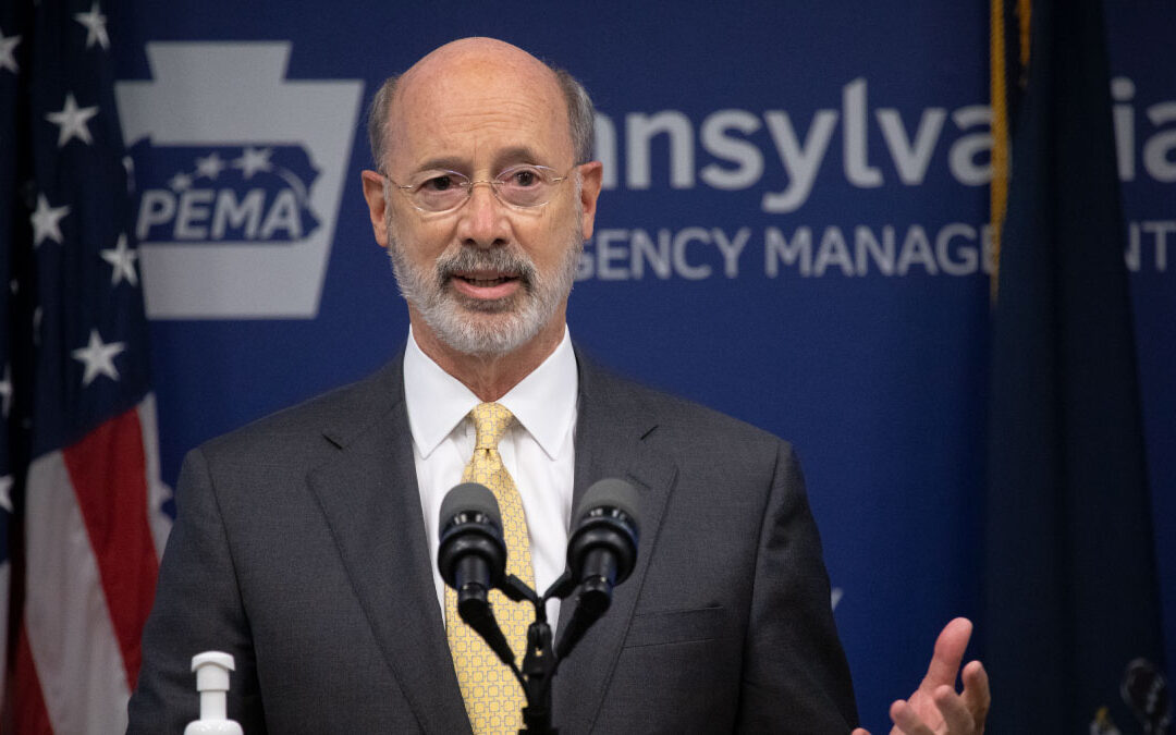 Governor Wolf Announces Restaurants May Increase Indoor Occupancy to 50 Percent Starting September 21