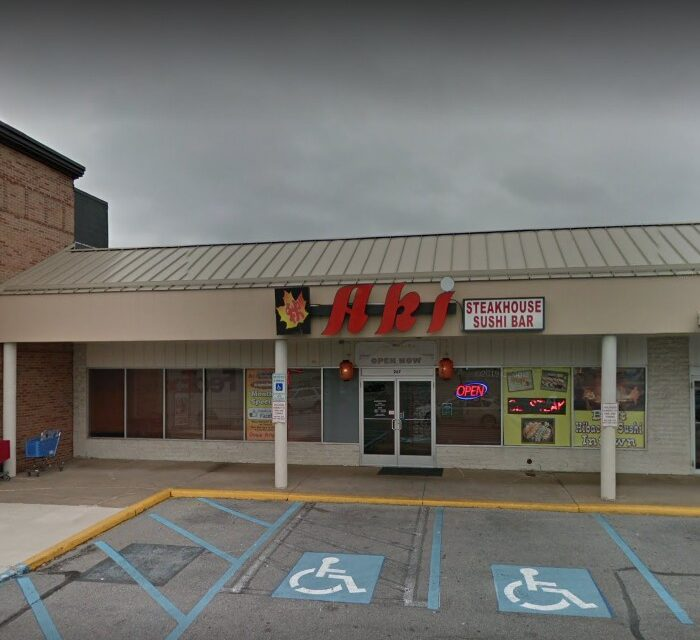 """Aki Japanese Steakhouse and Sushi Bar in Altoona dinged by state inspector, """"Approx 50 rodent droppings noted through out the kitchen and storage area"""""""