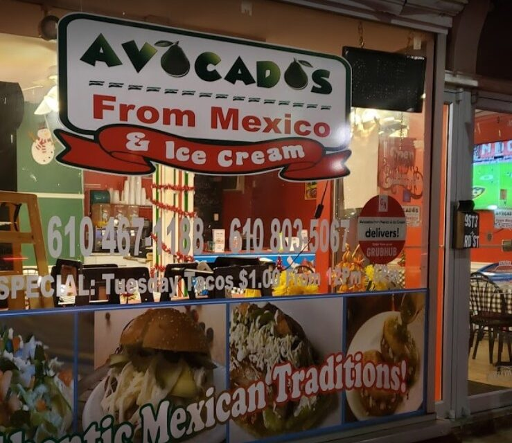 Avocado From Mexico in Oxford has German cockroaches says Chesco Restaurant inspector