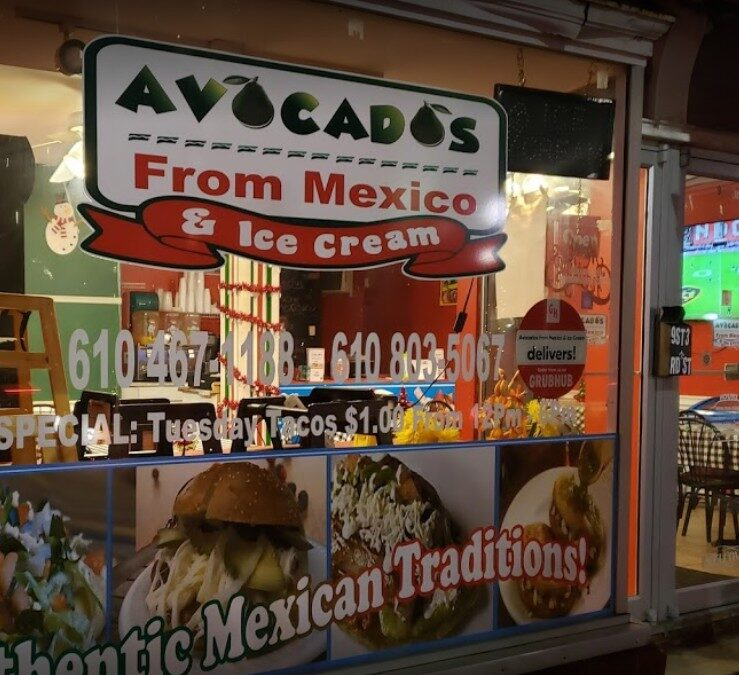 Avocado's Mexican in Oxford fumbles follow-up; juvenile cock roach crawling on dining table, dead nymph cock roach inside cabinet under the hand sink in the kitchen- from previous inspection
