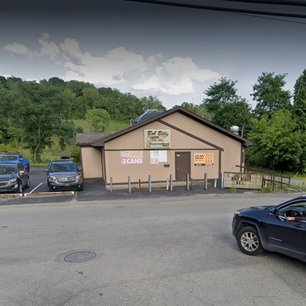 """Bob-Bets Lounge in Pleasantville; rodent droppings,  signs of sewage backup, """"Manager said that it may have happened months ago,"""" 8 violations"""