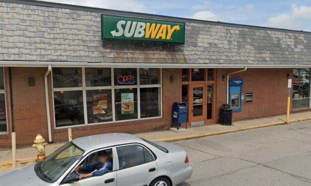 Crafton Subway inspection finds 3 violations; Deflector in soda machine ice chute is accumulating a mold-like substance
