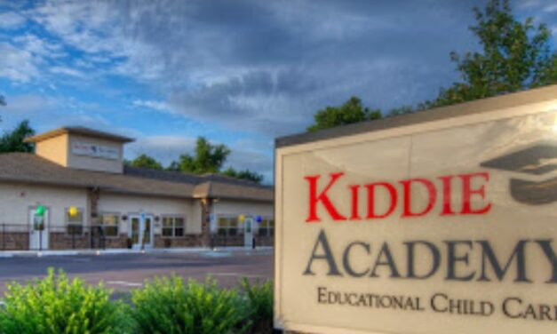 "Kiddie Academy Feasterville-Trevose cited by Health Department for, ""Employee not wearing a face covering in the kitchen upon entering."""