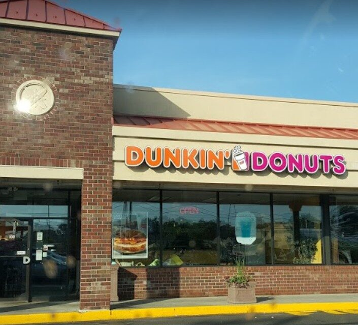 East Norriton Dunkin' bumbles inspection; 9 violations In-use utensils observed stored in stagnant water at multiple food prep locations