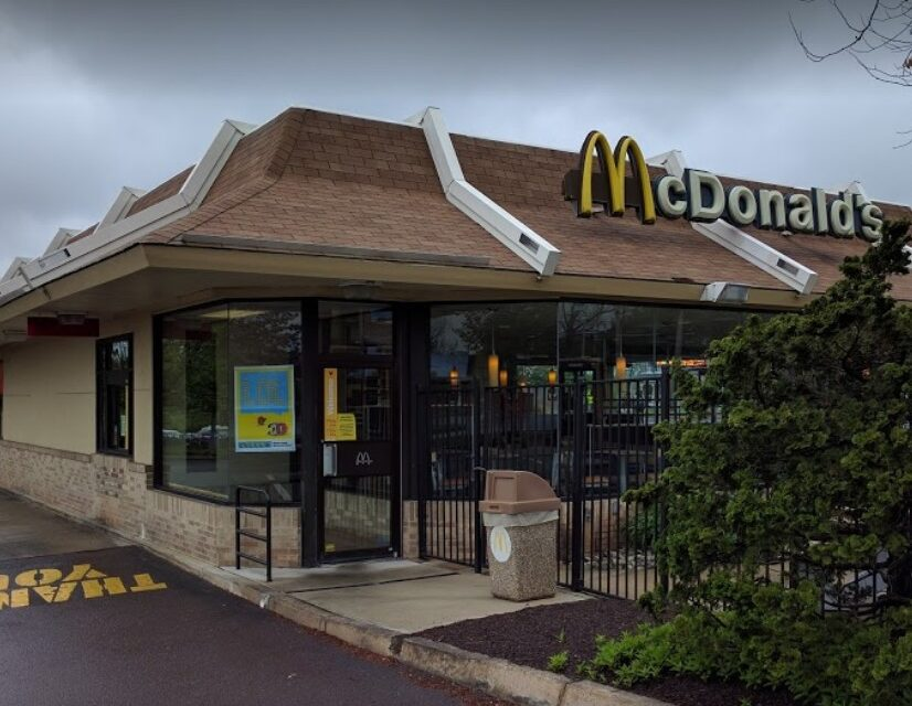 Harleysville McDonald's fumbles inspection; employees put on gloves without washing hands, changing gloves without washing hands in between glove use