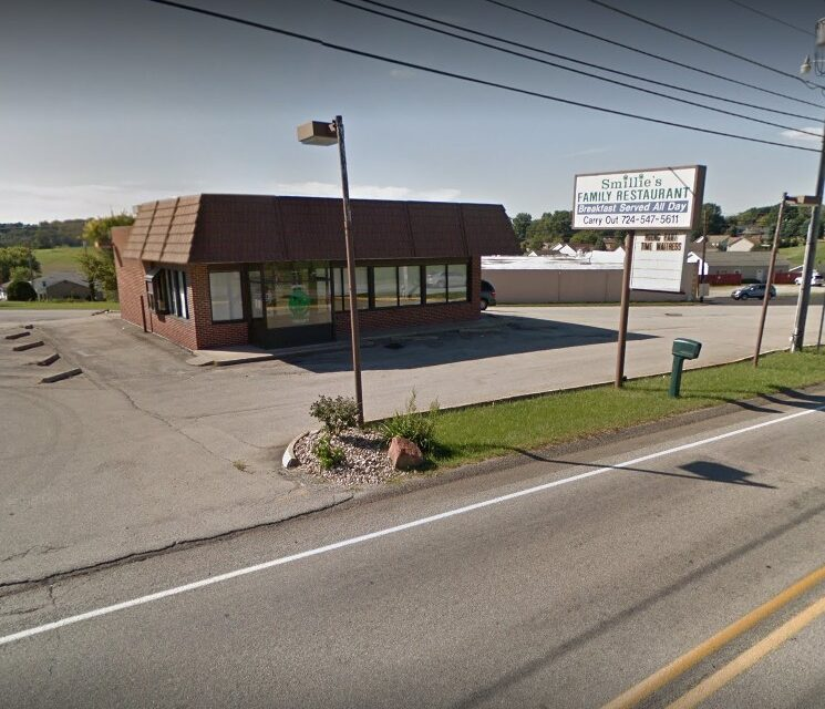 Smillie's Family Restaurant MT Pleasant fumbles inspection; Uncapped bottle of detergent and bottle of bleach stored on sink drain above cooked chicken in sink