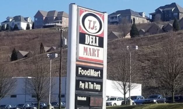 T J's Deli Mart in Canonsburg bumbles inspection; 4th repeat violation, hot and cold sandwiches available for self-service are not labeled properly